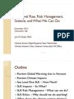 Sea Level Rise DrDash Presentation Clearwater 20131208