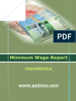 Upah Minimum Indonesia