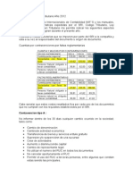 Instructivo Contable Tributario Año 2012