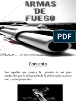 7. Armas de Fuego