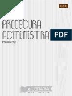 Procedura Administrative Permbledhje