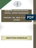 Marine Hidrodinamic - Proyecto Final - Jessica Pérez