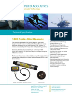 Applied Acoustics 1000 Series Mini Beacons (1)