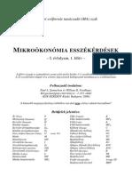 Mikrookonómia