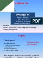 Student visa procedure in Germany