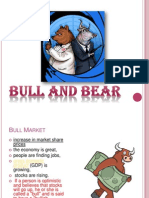 Bull and Bear Ppt