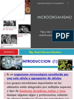 02-Microorganismos Clasificacion y Caracteristicas 30-8-13