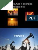 Petróleo, Gas y Energías Renovables