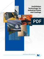 Technology for Industrial Paints and Coatings