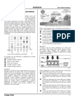 Exercícios de Fundamentação Básica e Atomística