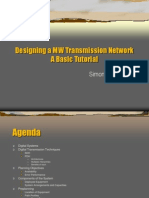 Designing a MW Transmission Network