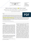 P300 as an Index of Attention to Self-relevant Stimuli