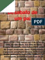 Desabafo de Um Pai - Dilma