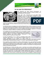 Boletín Phitonat - Que Son Las Diatomeas