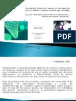 presentación tesis Máster