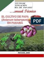 Manual Tcnico El Cultivo de Papa en Panam