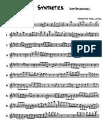 Synthetics Rozenwinkel Choruses (Version B Bemol)