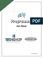 Avr Programmer User Manual