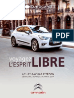 Brochure Eurocartt 2014 Fr