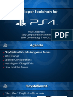 Robinson PS4Toolchain