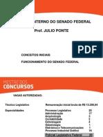 Regimento Interno Senado Federal