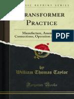 Transformer Practice 1000194704