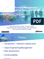 Konrad Decision-making Tools in Construction Management (2)