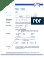 Die Tool Grades