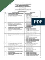 Kompetensi Inti - Kompetensi Dasar Multimedia K-2013