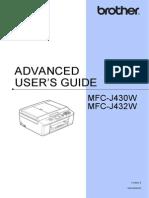 Cv Mfc430w Asoce Ausr