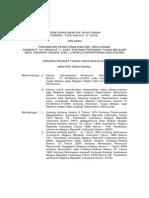 P50_08_Pedoman Tugas Belajar Bagi Pegawai Negeri Sipil Lingkup Departemen Kehutanan