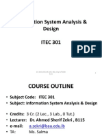 Course Outline Itec301
