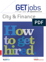 TARGETjobs City and Finance 2014 (1)