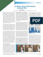 Praktis Rapid Tes HIV