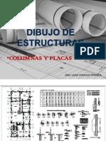 Dibujo de Estructuras _tema7 _columnas y Placas