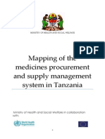 Tanzania Mapping Supply