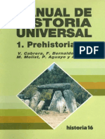 Varios - Manual de Historia Universal