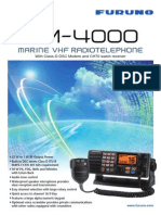 FM4000 Brochure