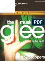 Glee the Music Volume 3
