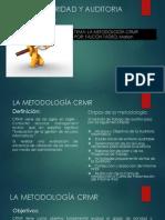 ppt Metodología crmr