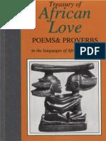 24257 Treasury of African Love