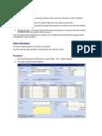 User Manual Sample