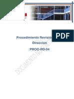 Revision Por La Direccion