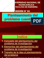 - SESION N° 04 - PLANTEAMIENTO DEL PROBLEMA.ppt