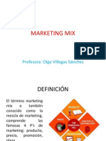 Ayuda 3 - Marketing Mix