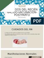 4.Cuidados Del Recién Nacido-Vacunación-postparto