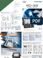 RD33 Brochure