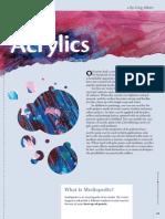 Mediapedia Acrylics