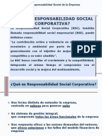 Responsabilidad Social