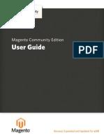 Magento Community Edition User Guide v.1.9